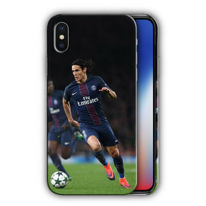 Edinson Cavani Iphone 4 4S 5 5s 5c SE 6 6S 7 8 X XS Max XR Plus Case Cover 3