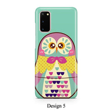 Load image into Gallery viewer, Animal nesting case for Galaxy s20 s20+ Ultra s10 s10+ s9 s8 s7 S6 Edge SN