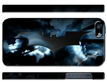 Load image into Gallery viewer, Iphone 4 4s 5 5s 5c 6 6S 7 8 X XS Max XR Plus Case Super Hero Batman Logo ip5