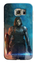 Load image into Gallery viewer, Civil War Winter Soldier Samsung Galaxy S4 6 5 7 8 9 10 E Edge Note Plus Case