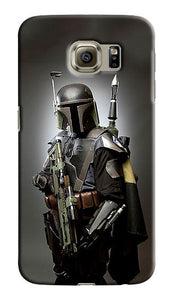 Star Wars Boba Fett Samsung Galaxy S4 S5 S6 Edge Note 3 4 5 + Plus Case 132
