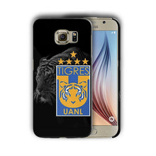 Load image into Gallery viewer, Tigres UANL Samsung Galaxy S4 5 6 7 8 9 10 E Edge Note 3 4 5 8 9 10 Plus Case 01