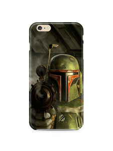 Star Wars Boba Fett Iphone 4s 5 6 7 8 X XS Max XR 11 Pro Plus Case Cover SE 28