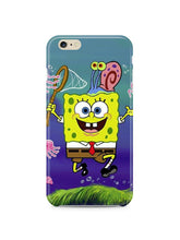 Load image into Gallery viewer, SpongeBob SquarePants Iphone 4 4s 5 5s 5c 6 6S 7 8 X XS Max XR Plus Case Cover