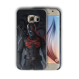 Captain America Samsung Galaxy S4 S5 S6 S7 S8 Edge Note 3 4 5 Plus Case n10