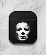 Load image into Gallery viewer, Halloween Michael Myers case for AirPods 1 or 2 protective cover skin