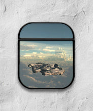 Load image into Gallery viewer, Star Wars Falcon case for AirPods 1 or 2 protective cover skin 01