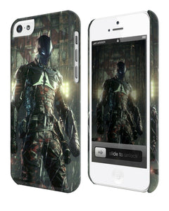 Iphone 4 4s 5 5s 5c 6 6S + Plus Case Cover Batman Arkham Knight Comics 21