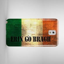 Load image into Gallery viewer, Ireland Flag Erin Go Bragh Samsung Galaxy S4 5 6 7 8 Edge Note 3 4 5 8 Plus Case