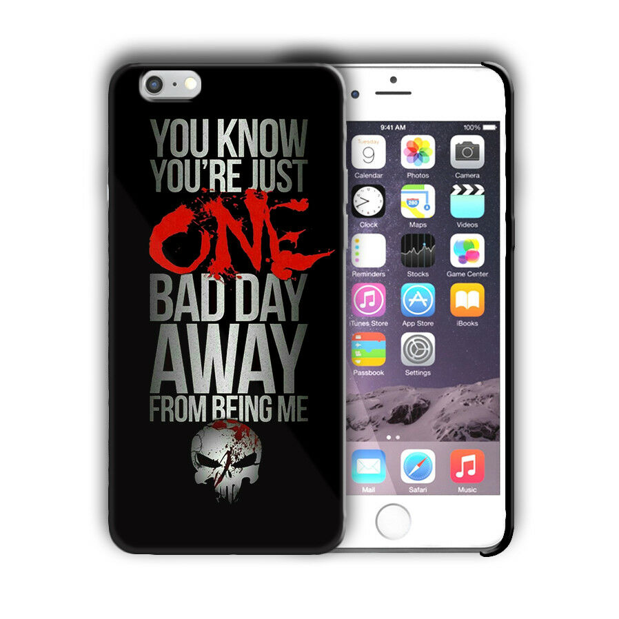 Super Hero Punisher Iphone 4s 5 5s SE 6 6s 7 8 X XS Max XR 11 Pro Plus Case n15
