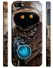 Load image into Gallery viewer, Star Wars Jawa Iphone 4s 5 6 7 8 X XS Max XR 11 Pro Plus Case Cover 143
