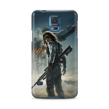 Load image into Gallery viewer, Winter Soldier Samsung Galaxy S4 5 6 7 8 9 10 E Edge Note 3 - 10 Plus Case 3