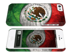 Load image into Gallery viewer, Mexico National Flag iPhone 4S 5S 5c 6 6S 7 8 X XS Max XR 11 Pro Plus Case ip2