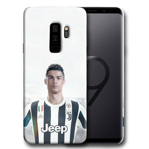 Cristiano Ronaldo Samsung Galaxy S4 5 6 7 8 9 10 E Edge Note 3 - 10 Plus Case j2