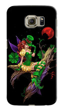 Load image into Gallery viewer, Ireland Irish Fairy Samsung Galaxy S4 5 6 7 8 9 10 E Edge Note 3 - 9 Plus Case