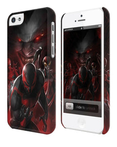 Iphone 4 4s 5 5s 5c 6 6S + Plus Cover Case Amazing Spider-Man 2099 Hero Comics 8