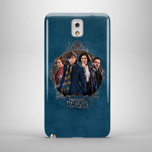 Fantastic Beasts Samsung Galaxy S4 5 6 7 Edge Note 3 4 5 Plus Case Cover 3