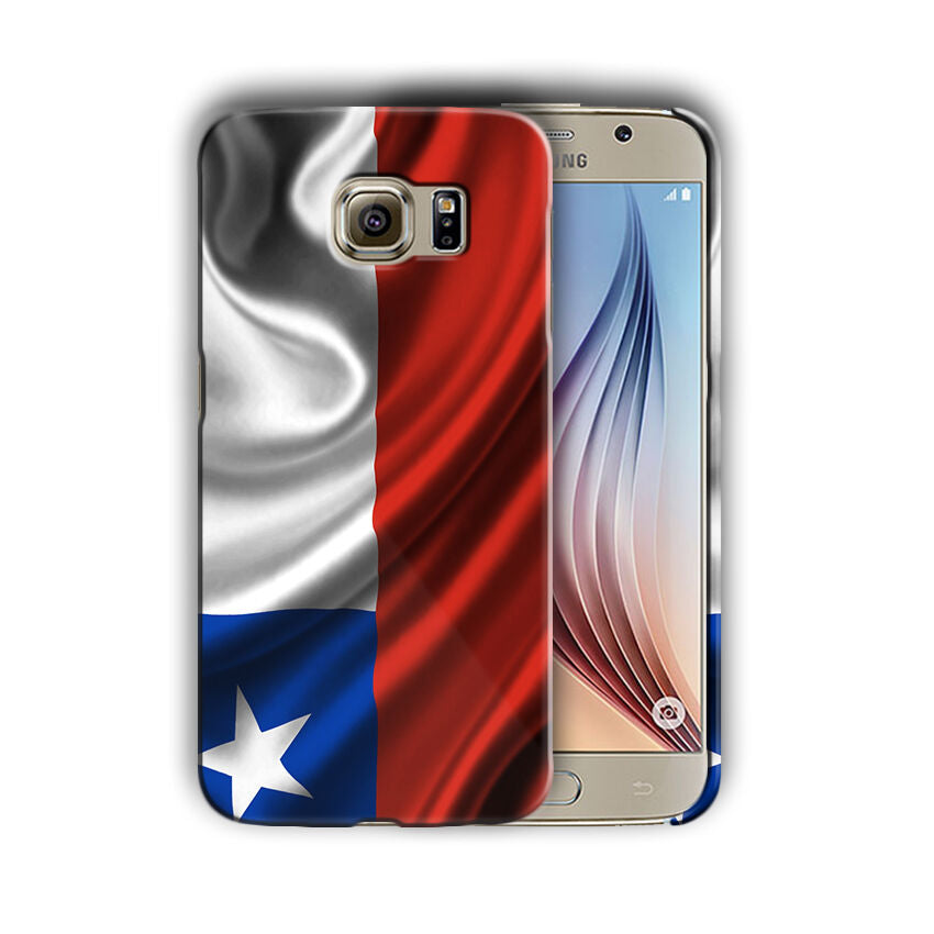 Texas Symbols Flag Samsung Galaxy S4 S5 S6 S7 Edge Note 3 4 5 Plus Case 01