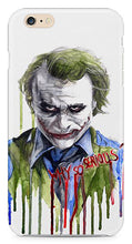 Load image into Gallery viewer, Iphone 4 4s 5 5s 5c 6 6S 7 8 X XS Max XR Plus Case Joker Dark Knight Batman 1783