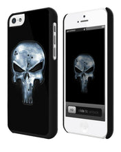 Load image into Gallery viewer, Iphone 4s 5 5s 5c 6 6S 7 8 X XS Max XR Plus Hard Cover Case The Punisher Logo