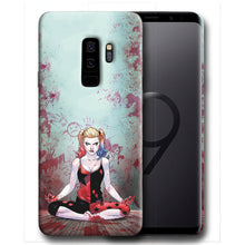 Load image into Gallery viewer, Harley Quinn Samsung Galaxy S4 5 6 7 8 9 10 E Edge Note 3 - 10 Plus Case n11