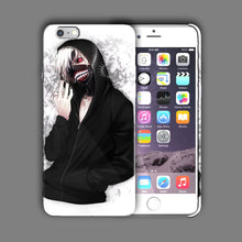 Load image into Gallery viewer, Tokyo Ghoul Ken Kaneki Iphone 4s 5s 5c SE 6s 7 + Plus Case Cover 19