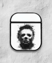 Load image into Gallery viewer, Halloween Michael Myers case for AirPods 1 2 3 Pro protective cover skin 01