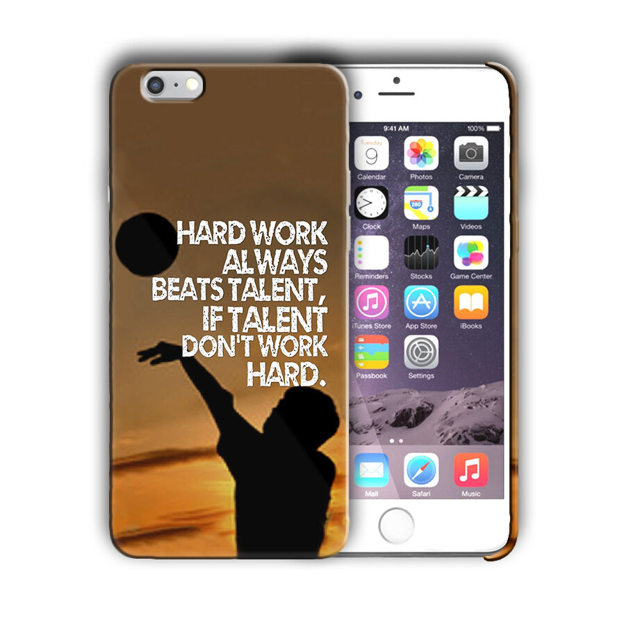 Sport Tim Notke Quote Iphone 4s 5s SE 6s 7 8 X XS XR 11 Pro Max Plus Case Cover