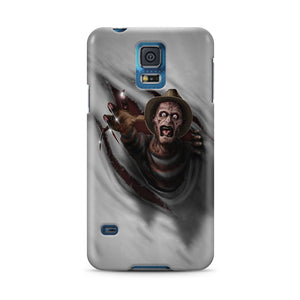 Halloween Freddy Krueger Samsung Galaxy S4 S5 S6 Edge Note 3 4 Case Cover sg1