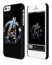 Load image into Gallery viewer, Avengers Age Of Ultron Logo Iphone 4 4s 5 5s 5c 6 6S + Plus Cover Case Comics