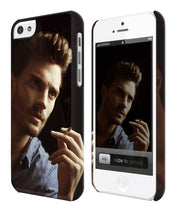 Load image into Gallery viewer, Jamie Dornan 50 Fifty Shades of Grey Case Cover Iphone 4s 5 5s 5c 6 6S 7 + Plus
