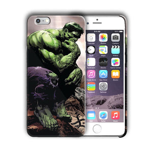 Super Hero Hulk Iphone 4 4s 5 5s SE 6 7 8 X XS Max XR 11 Pro Plus Case Cover n11