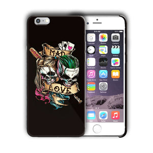 Super Villain Joker Iphone 4s 5 5s SE 6 6s 7 8 X XS Max XR 11 Pro Plus Case n6