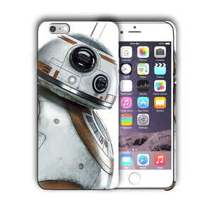 Star Wars BB-8 Iphone 4s 5 SE 6 7 8 X XS Max XR 11 Pro Plus Case Cover n14