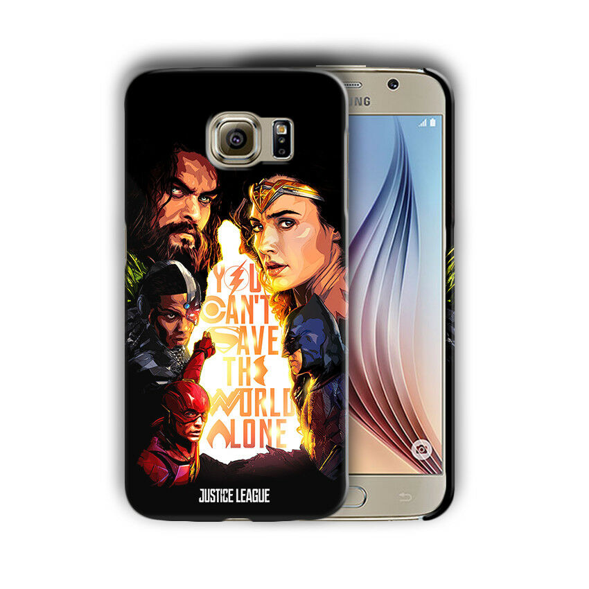 Justice League Batman Samsung Galaxy S4 5 6 7 8 Edge Note 3 4 5 8 Plus Case 5