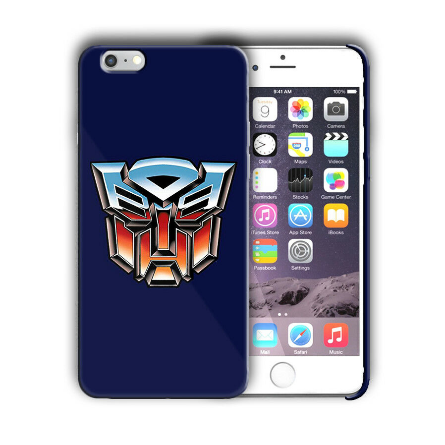 Animation Transformers Iphone 4s 5 5s 5c SE 6 6s 7 8 X XS Max XR Plus Case 02