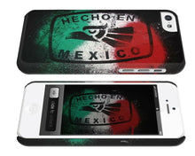 Load image into Gallery viewer, Mexico National Flag iPhone 4S 5S 5c 6 6S 7 8 X XS Max XR 11 Pro Plus Case ip3
