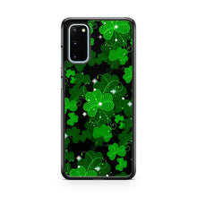 Load image into Gallery viewer, Ireland Irish Clover Shamrock case for Galaxy S20 Ultra S20 + plus Note 20 cover