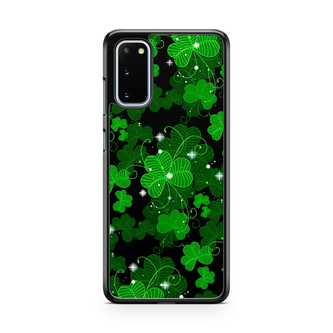 Ireland Irish Clover Shamrock case for Galaxy S20 Ultra S20 + plus Note 20 cover