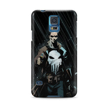 Load image into Gallery viewer, The Punisher Samsung Galaxy S4 S5 S6 S7 S8 Edge Note 3 4 5 + Plus Case Cover 3