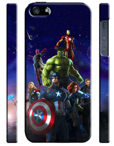 Avengers Age Of Ultron Iphone 4s 5 5s 5c 6 6S 7 8 X XS Max XR Plus Case Comics