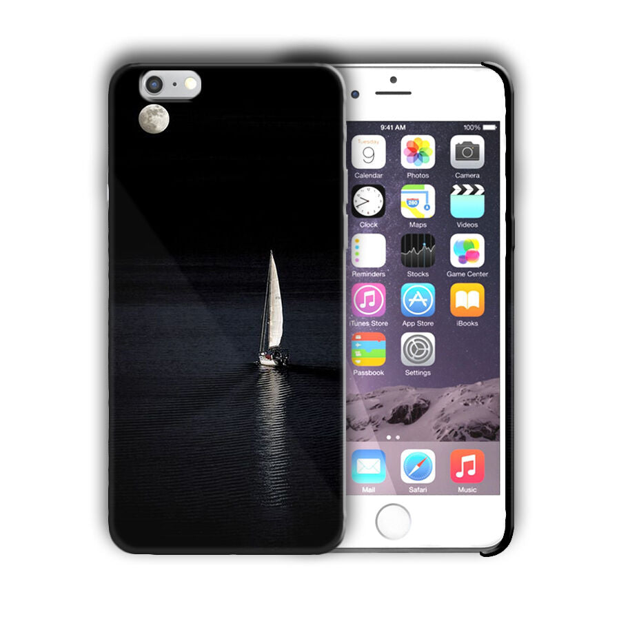 Extreme Sports Sailing Yachting Iphone 4 4s 5 5s 5c SE 6 6s 7 Plus Case Cover 08