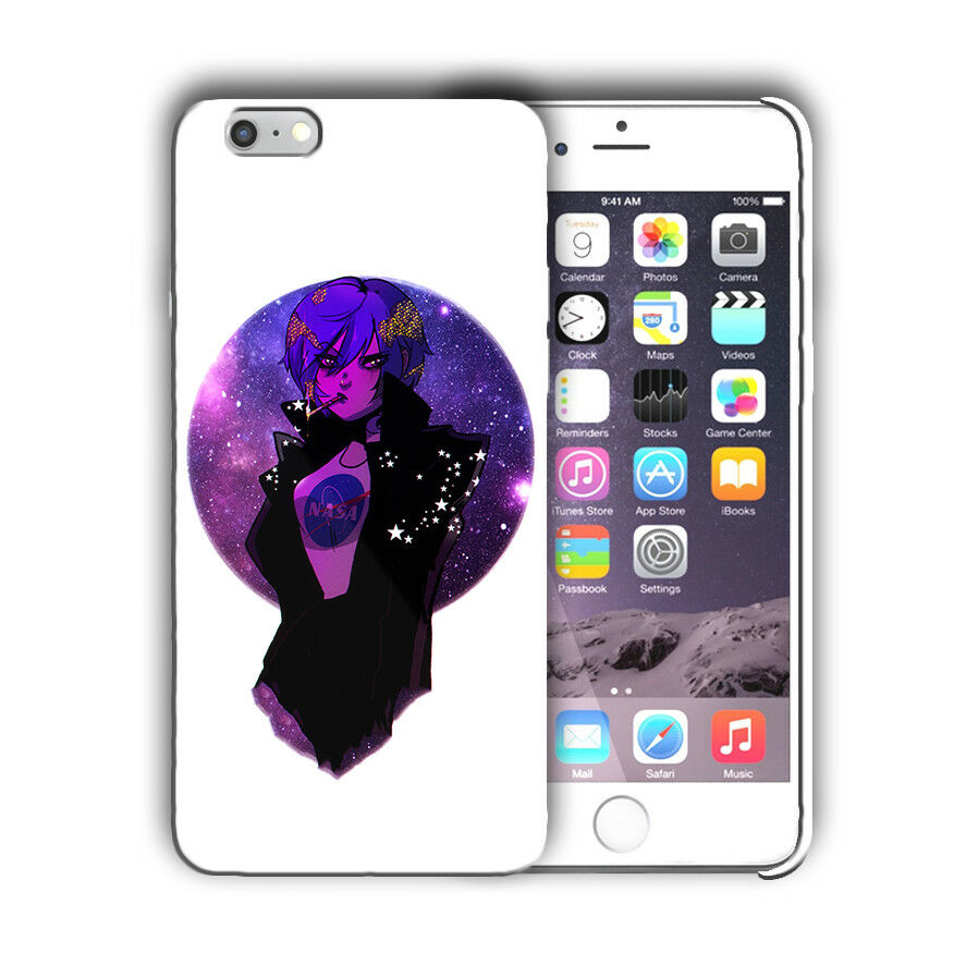 Earth Chan Anime Iphone 4 4s 5 5s 5c SE 6 6s 7 8 X XS Max XR Plus Case Cover 3