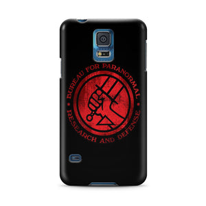 Hellboy Logo Samsung Galaxy S4 5 6 7 8 Edge Note 3 4 5 Plus Case Cover 3