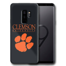 Load image into Gallery viewer, Clemson Tigers Samsung Galaxy S4 5 6 7 8 9 10 E Edge Note 3 - 10 Plus Case 4