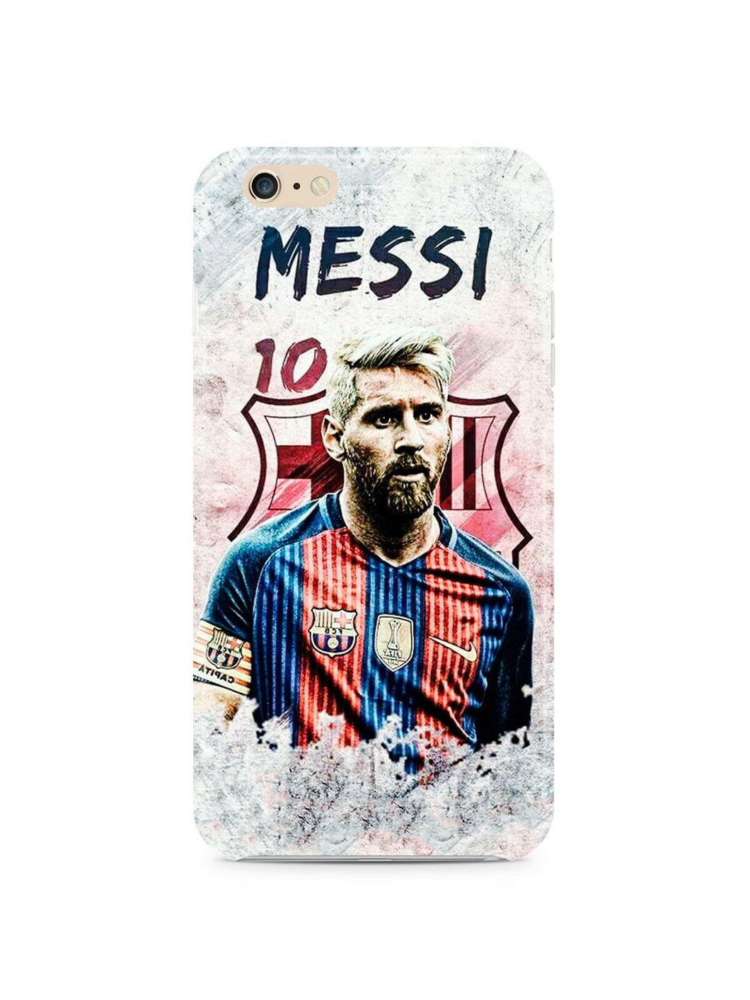 Iphone 5 6 6S 7 8 X XS Max XR 11 12 Pro Plus SE Case Cover Leo Messi  Soccer n6