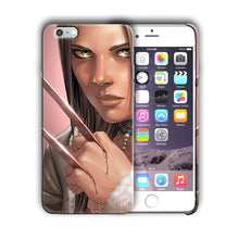 Load image into Gallery viewer, X-Men X-23 Iphone 4s 5 SE 6 7 8 X XS Max XR 11 Pro Plus Case Cover 11