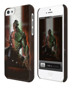 The Incredible Hulk Superhero Iphone 4 4s 5 5s 5c 6 6S + Plus Case Cover 2