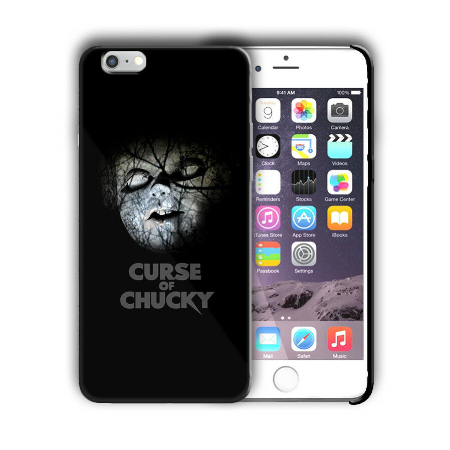 Halloween Chucky Horror Iphone 4s 5 5s 5c SE 6 6s 7 8 X  XS Max XR Plus Case n10