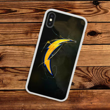 Load image into Gallery viewer, San Diego Chargers protective TPU case for iphone X XS Max XR 7 8 plus 5 6
